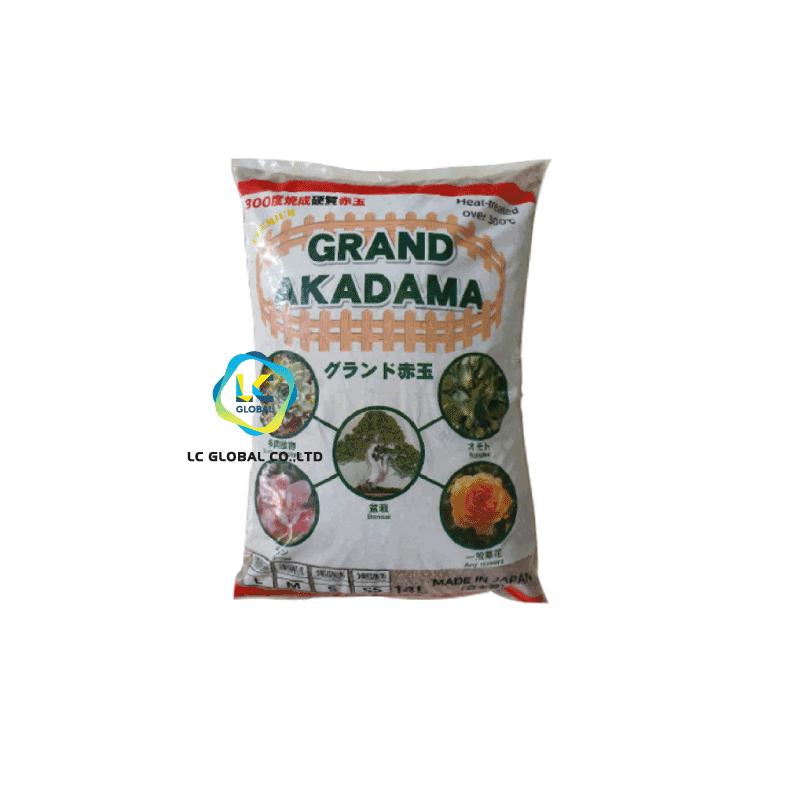 đất nùng grand Akadama