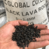 đá nham thạch đen